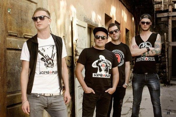 Разработка и создание сайта для украинской рок-группы STEREOPLEN