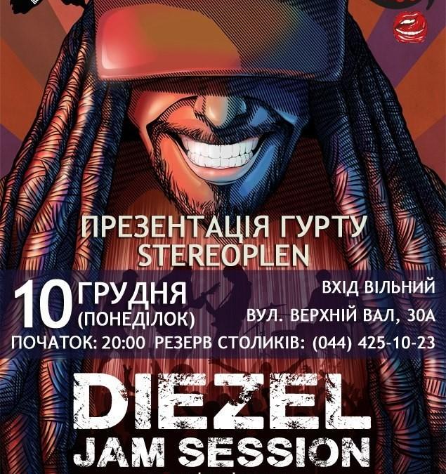 «Diezel jam session»